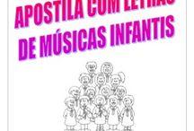 letras músicas infantis