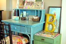 crafts room ideas =)(=