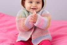 Kids - baby / #baby stuff. #knit #nursery #playrooms