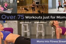 Streaming Workouts / Workouts on demand - workout anytime, anywhere from any device!