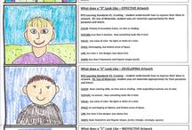Art Ed - Assessment / by Christopher Schneider