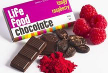 Raw Organic Chocolate - Lifefood Products / Lifefood Chocolate is extraordinary unique. This handmade chocolate is based on cacao ingredients made from unroasted raw cacao beans. Thanks to an artisan and gentle production below 42 °C, all the nutritional, anti-depressant and sensual properties of raw cacao remain intact at their full natural concentration.