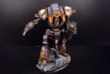 Cerastus Knights / Knight's Household