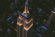 New York City / My birthplace / by Marty Maxwell