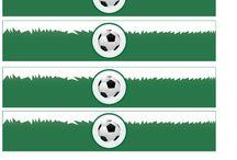 δωρεάν εκτυπώσιμα ποδοσφαιρο ετικέτες