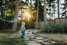 Children and Babies inspiration / Whimsy and free