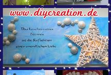 DIY creation / Meine DIY Werke welche ich angefertigt habe