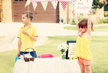 Lemonade Stand / by Michelle Calkins