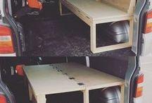 aménagement caravane