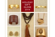 The English Room Gift Guide / The English Room's ExVoto Holiday Gift Guide 2014