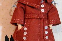 Couture poupée