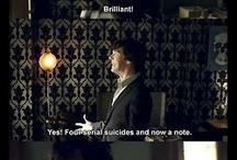 Sherlock / by Marissa Boyd