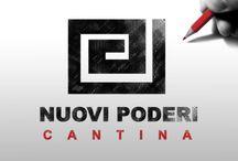 Cantina Nuovi Poderi - Label Wine - Immagine e comunicazione / Label Wine design - Studio e Realizzazione Immagine e Comunicazione (logo, Etichette Vini, immagine coordinata, campagna pubblicitaria, ecc.) Per Cantina Nuovi Poderi - Senorbì (CA) Sardegna - ITALIA