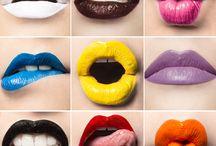 Lips / Faszinierende Lippen
