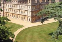 Downton Abbey and other english things