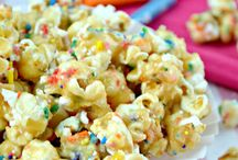 Popcorn Recipes / by Jaime Musgrave