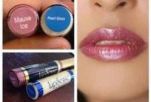 μακιγιάζ για τα μάτια και τα χείλια-make for eyes and lips