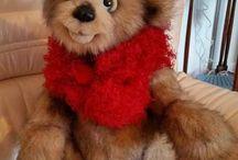 teddy bears to love