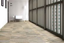 Large Grey Floor Tiles / Stylish large grey floor tiles in gloss or matt finishes. These large floor tiles are right on trend and are perfect for modern homes.