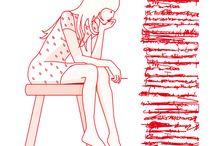 Vértigos / Dibujos