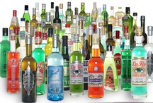 """Every absinthe! / Work in progress. An attempt (maybe a futile one) to collate a bottle or label shot of every absinthe currently available. Plus a few """"absinths"""" (Eastern European attempts at lower quality absinthe), plus a scattering of dead brands."""