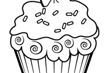•♥✿♥• Cupcake Crafts •♥✿♥•