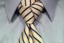 Necktie Knots / My collection of alternative necktie knots