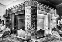 B&W Urban Decay