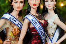 Miss Beauty dolls