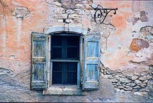 Doors, Windows & Walls / Doors, Windows & Walls are Always Interesting and Mysterious to Me