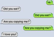 cut and funny messages