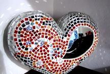 VIDRIO Y ESPEJOS EN mosaico