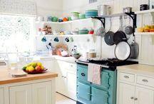 Kitchen / by Rakel' Fisher Sampson