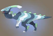 Dino Pokemon-Fakemon