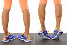 nohy a chôdza