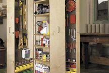 Garage Storage etc.