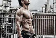 Dedicated men and motivation / Honoring all the top physiques out there,motivation and inspiration