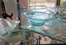Annie Glass / Handcrafted Glassware