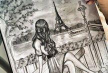 Rajzok / ezek rajzok tippek és ötletek