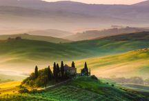 Tuscany – Toskánsko