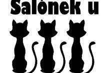 Salónek u tří koček