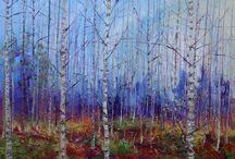 Schilderijen - landschap