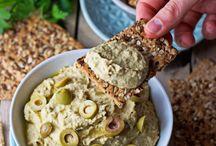 Hummus and More Hummus