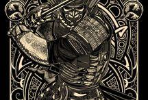 Samurai&Art