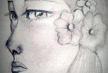 Faces by LaGaby Ga Arts