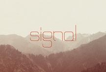 Signal / by Tienda Verde