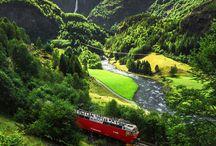 treinreisen