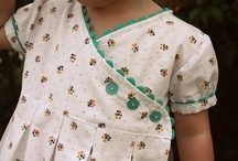 ✄Sewing for CHILDREN: free patterns and tutorials /