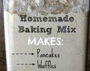 Homemade Baking Mix