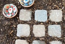 Garden / Garden ideas and stuff for kids to do